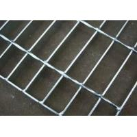 China Anti Corrosion Galvanized Metal Grating / Car Wash Drain Grates With Frame Customize Size on sale