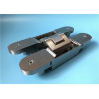 Buy cheap High Strength Adjustable Concealed Hinges For Wooden Doors Swing Doors from wholesalers