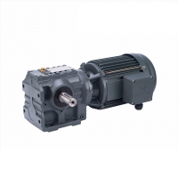 Buy cheap High Torque 4200Nm Helical Worm Gear Motor For Conveyor Belts product