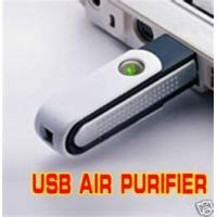 Buy cheap ABS Compact easy carry elease nerve effectively remove dust Usb Ionic Air Purifier product
