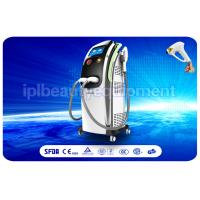 Buy quality 808nm IPL Skin Rejuvenation Diode Laser Machine For Wrinkle Removal at wholesale prices