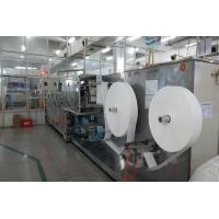 Buy cheap 19KW Wet Napkin Machine Production Machine Three Phase Four Cables product