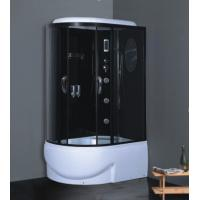 Buy quality Custom Replacement Luxury Steam Shower Enclosures With Door Handle at wholesale prices