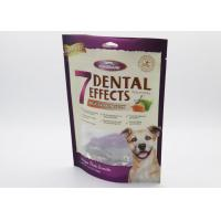 Buy cheap 3 Layer Material Zip Lock Plastic Bags Strong Durable For Personal Care Product product