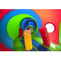 Buy cheap Inflatable obstacle adult inflatable obstacle for kids commercial inflatable obstacle tunnel product