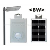 Buy cheap 8W Integrated Solar Street Light from wholesalers