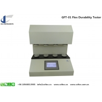 China Gelbo Flex Durability Tester Astm F392 Complied Gelbo Flex Tester Flex Tester Machines for sale