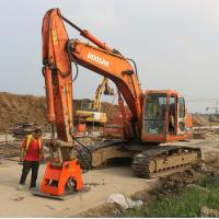 Buy cheap mini excavator hydraulic compactor plate / with hydraulic power used in from wholesalers