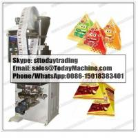 Buy cheap Automatic multi function steel triangle sugar packing machine product