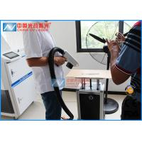 Buy cheap 50W Handheld Laser Rust Removal Machine For Coating Surface Cleaning product