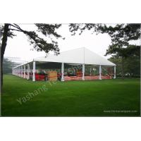 Quality 20 x 60 Large Outside Luxury Wedding Tents Party Canopy ISO CE Certification for sale
