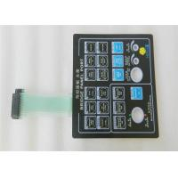 Buy cheap Led Window Embossed Metal Dome Membrane Switch for Industry Machine product