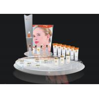 Buy cheap Store Transparent Advertising Display Stand For Cosmetics Display product
