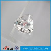 Buy cheap 2016 newest clear/plexiglass customised acrylic small boxes with lid product