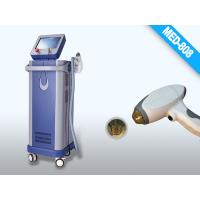 Buy quality Permanent hair removal 808nm diode laser hair removal machine MED-808 at wholesale prices
