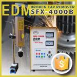 New condition portable edm broken tap remover drilling machine SFX-4000B