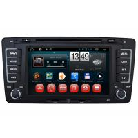 Buy cheap A9 Dual Core Android DVD Player Steering Wheel Control iPod for Skoda Octavia product