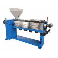 Buy cheap Cable Coating Extruding Electric Wire Making Machine / Production Line from wholesalers