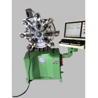 China Ten Axes Computerized Torsion Spring Machine , CNC Spring Forming Machine on sale