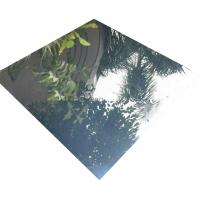 Buy cheap Alloy 1085 Anodized Mirror Reflective Aluminum Sheet Metal For Grille Lamp product