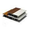 Buy cheap Aluminium Decking Fireproof Aluminum Extrusion Profiles Slip Resistant from wholesalers