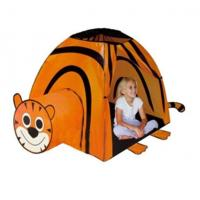 Buy cheap Kids Animal Tiger Childrens Play Tent Soft Play Indoor Equipment Easy Install product