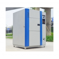Three Zone Environmental Test Chambers Thermal Shock Test Chamber for sale