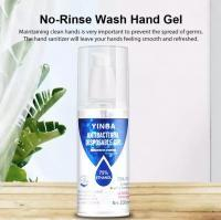 Buy cheap 100ml Hygiene Hand Washing Gel Soap Alcohol Based For Adults Basic Cleaning product