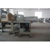 Buy cheap Manual Non Woven sleeve Machine , Disposable Ultrasonic Sleeve Seaming Machine from wholesalers