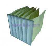 Buy cheap Nonwoven bag filter/Pocket Filter product