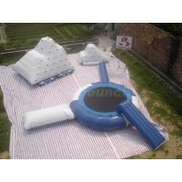 Buy cheap water trampoline combo(10) TRC07 product