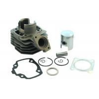 Buy cheap 40mm 50cc BUXY Motorcycle Cylinder Kit , Aluminum Cylinder Block  Shock Resistance product