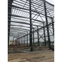 Buy cheap Portal Steel Structure Workshop With Single Claddy from wholesalers