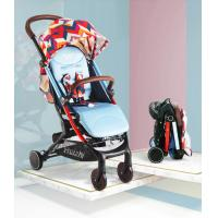 Buy cheap Crossover Infant And Toddler Stroller , Air / EVA Tube Newborn Baby Stroller product