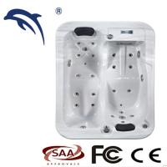 Comfortable 2 Persons Outdoor Spa Balboa   Hot Tub Small Spa acrylic material