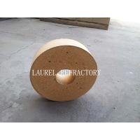 Buy cheap Round Fire Clay Brick with Good Thermal Shock Resistance for Pizza Oven product
