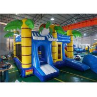 Buy cheap Backyard Water Commercial Bounce House , Inflatable Soft Bouncer Nemo Theme product