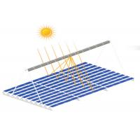Buy cheap 130mph Wind Load Solar Thermal System , Galvanized Solar Electric Heating Systems product