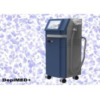 Buy cheap 1 - 10Hz Medical 808nm Diode Laser Hair Removal Machine For Lip Bikini Leg product