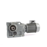 Buy cheap Cast Iron 8000Nm Helical Bevel Gear Motor Hollow Shaft Gear Reducer product
