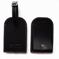 Buy cheap Luggage Tags, Made of Plastic, Suitable for Nominal Quotations product