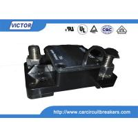 Buy cheap Manual Changeover Switch Change Hand Reset Button DC Circuit Breaker product