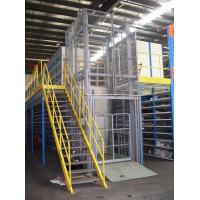 Buy cheap 6m Guide Rail Elevator with 2000kg Loading Capacity product