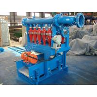 Buy cheap Drilling Mud Desilter separate clay and fine sand power in range of 0.0006 - 0 from wholesalers