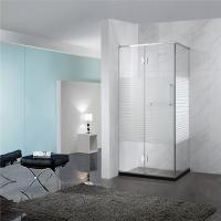 Buy cheap Modern Design North America Popular Double Sliding Shower Enclosure product