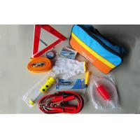 Buy cheap 11PCS Auto Emergency Tool Kits With Pen Test , Double Tip Screwdriver product