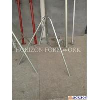 Buy cheap Zinc - Plated Steel Post Shores Steel Formwork For Concrete Slab product