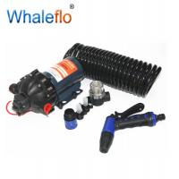 Buy cheap Similar to Flojet FL-35S 20LPM electrical high pressure pump dc 12v high flow from wholesalers