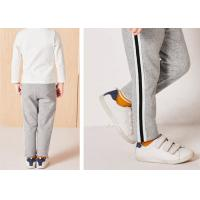 Buy cheap Eco Kids Skinny Tracksuit Bottoms , Straight Boys Track Pants Long Trousers product