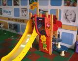 Buy cheap Children Wood Slides Restaurant Palyground (OL-05407) product